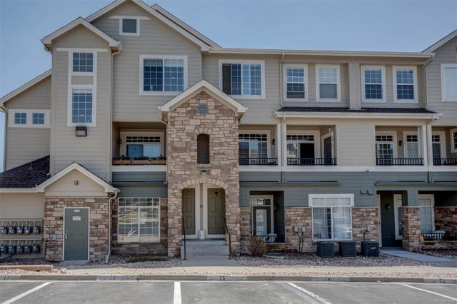 452 Black Feather Loop #619, Castle Rock, CO 80104 (#2278725) :: The Griffith Home Team
