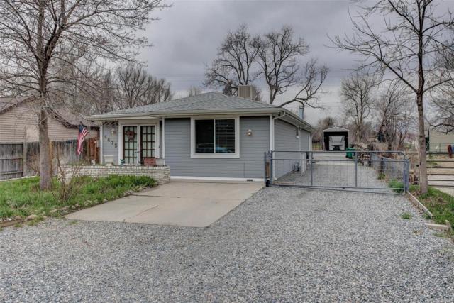 4675 Parfet Street, Wheat Ridge, CO 80033 (#2280269) :: The Heyl Group at Keller Williams