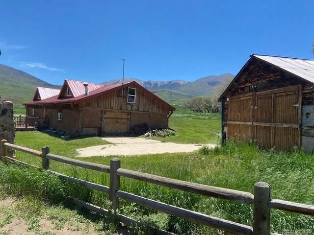 8116 County Road 530, La Veta, CO 81055 (#2282564) :: The FI Team