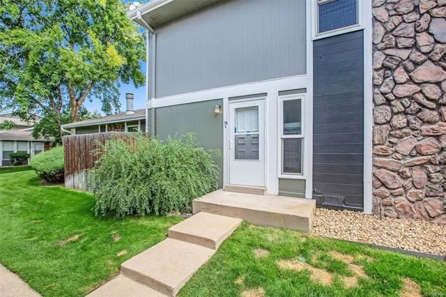 10001 E Evans Avenue 76C, Denver, CO 80247 (#2283221) :: James Crocker Team