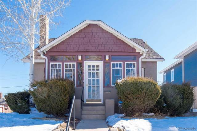 1600 S Corona Street, Denver, CO 80210 (MLS #2283760) :: Wheelhouse Realty