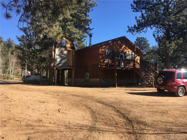 332 Hall Road, Bailey, CO 80421 (MLS #2289588) :: 8z Real Estate