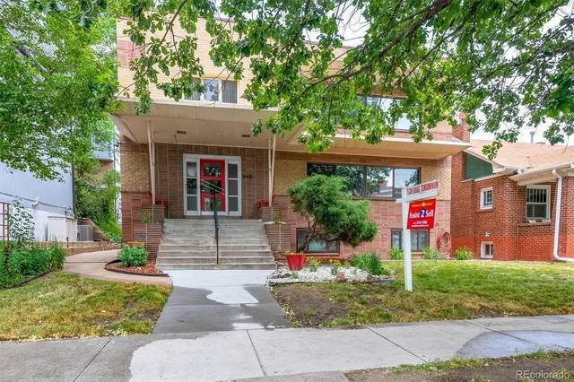 668 N Pennsylvania Street #3, Denver, CO 80203 (MLS #2290294) :: Kittle Real Estate