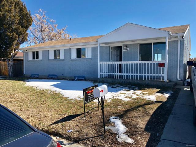 12902 Olmsted Place, Denver, CO 80239 (MLS #2291567) :: Kittle Real Estate