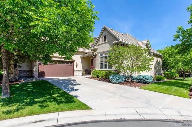 80 Brookhaven Drive, Littleton, CO 80123 (MLS #2295858) :: Neuhaus Real Estate, Inc.