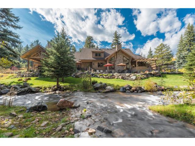 34503 Upper Bear Creek Road, Evergreen, CO 80439 (#2302022) :: The Galo Garrido Group