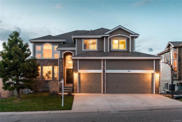 6765 Serena Avenue, Castle Pines, CO 80108 (#2306764) :: Compass Colorado Realty