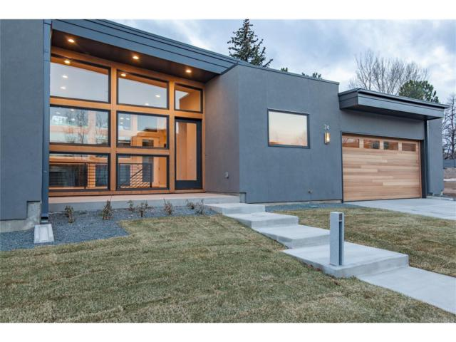 19 Wilder Lane, Littleton, CO 80123 (MLS #2307113) :: 8z Real Estate