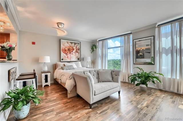 8100 E Union Avenue #701, Denver, CO 80237 (#2307786) :: THE SIMPLE LIFE, Brokered by eXp Realty