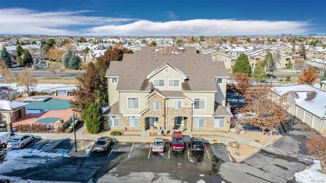 1520 S Florence Way #103, Aurora, CO 80247 (#2308404) :: The Healey Group