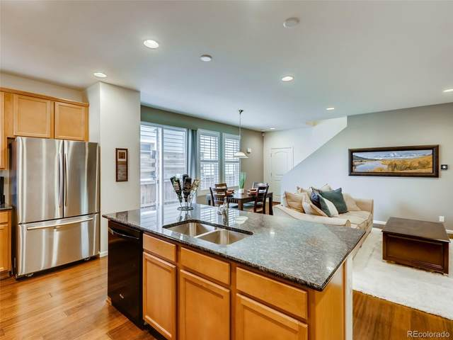 8176 E 53rd Drive, Denver, CO 80238 (#2309581) :: The Margolis Team