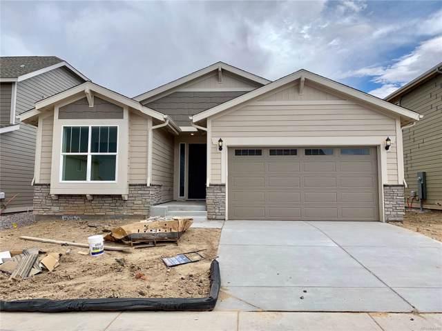 15930 Red Bud Drive, Parker, CO 80134 (MLS #2310420) :: 8z Real Estate
