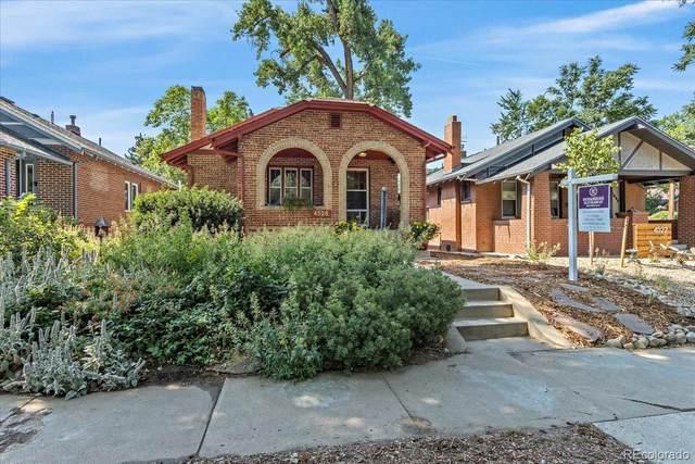 4528 E 18th Avenue, Denver, CO 80220 (#2311307) :: Wisdom Real Estate