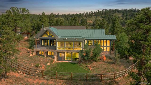153 Ski Road E, Allenspark, CO 80510 (#2311893) :: Realty ONE Group Five Star