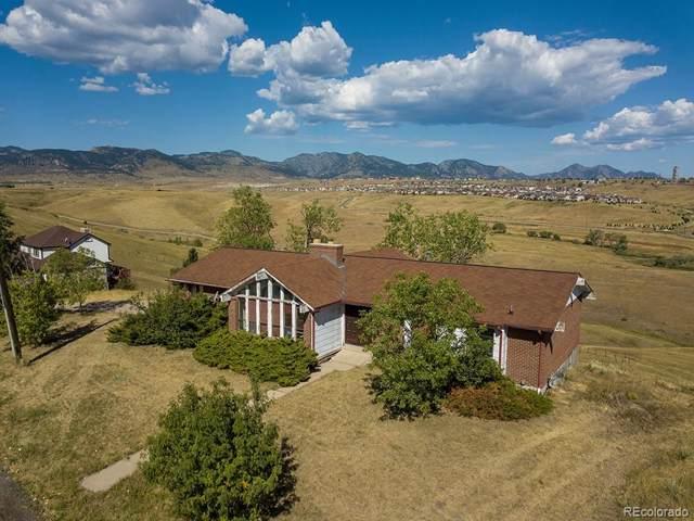 16535 W 79th Drive, Arvada, CO 80007 (#2313159) :: HergGroup Denver