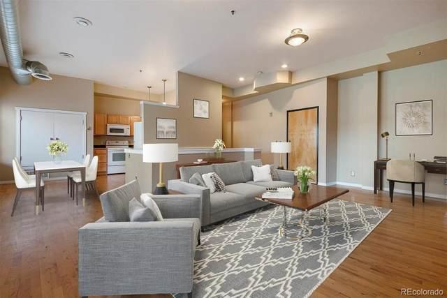 70 W 6th Avenue #107, Denver, CO 80204 (#2313735) :: iHomes Colorado