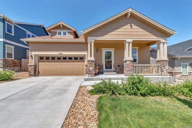 6425 S Harvest Street, Aurora, CO 80016 (#2314130) :: My Home Team