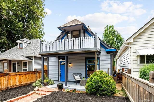 4580 Zenobia Street, Denver, CO 80212 (MLS #2314894) :: 8z Real Estate