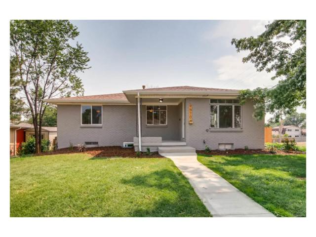 9570 W 54th Place, Arvada, CO 80002 (MLS #2315015) :: 8z Real Estate