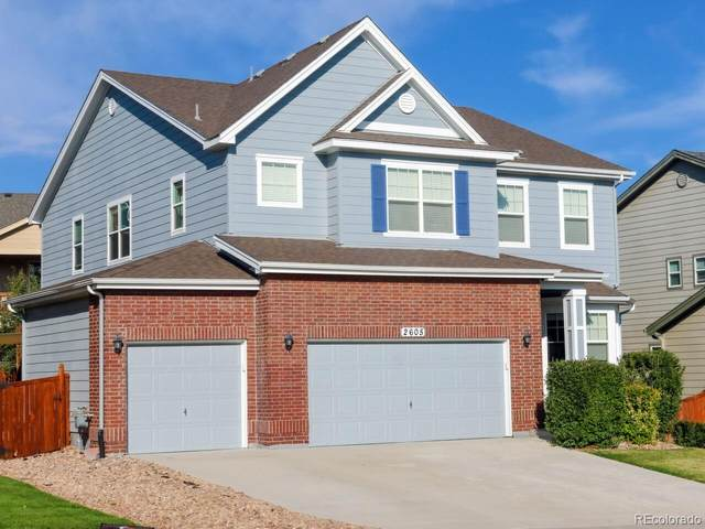 2605 Paint Pony Circle, Castle Rock, CO 80108 (#2317249) :: The Gilbert Group