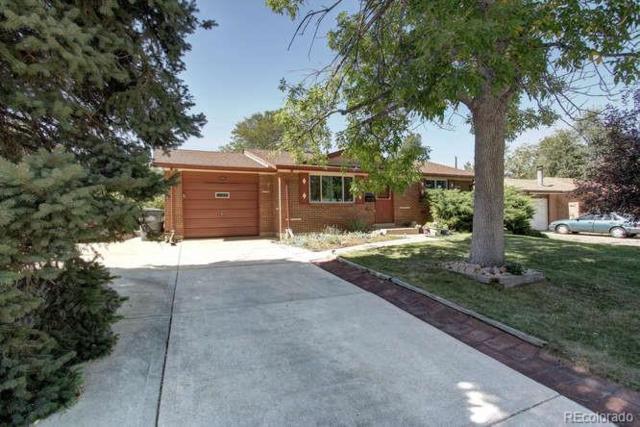 1595 S Cape Street, Lakewood, CO 80232 (MLS #2319092) :: 8z Real Estate