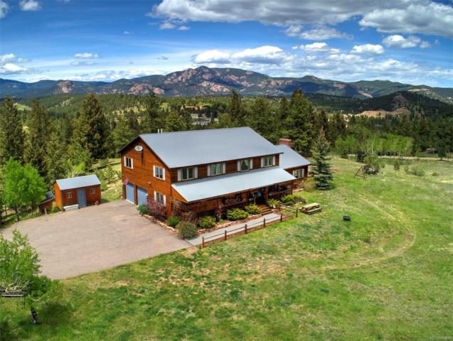 14254 S Wandcrest Drive, Pine, CO 80470 (#2319272) :: Berkshire Hathaway Elevated Living Real Estate