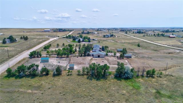 46751 County Road 17, Elizabeth, CO 80107 (#2320851) :: The DeGrood Team