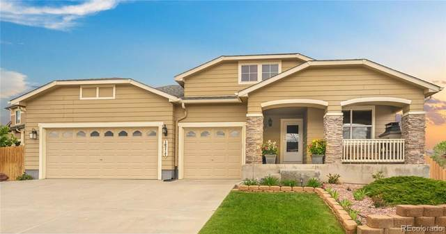 14717 Allegiance Drive, Colorado Springs, CO 80921 (MLS #2324152) :: The Sam Biller Home Team