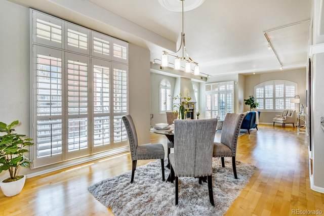 1100 Cherokee Street #304, Denver, CO 80204 (#2325100) :: Portenga Properties - LIV Sotheby's International Realty