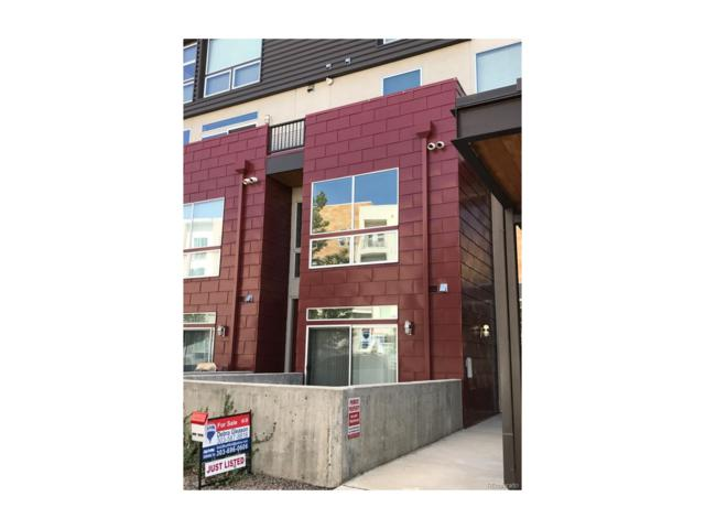 2650 W Front View Crescent Drive #101, Denver, CO 80211 (#2326257) :: The Pete Cook Home Group