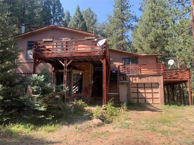12952 Pine Creek Lane, Sedalia, CO 80135 (#2331088) :: The FI Team