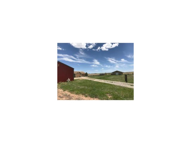 17715 Spur Ranch Road, Peyton, CO 80831 (MLS #2332670) :: 8z Real Estate