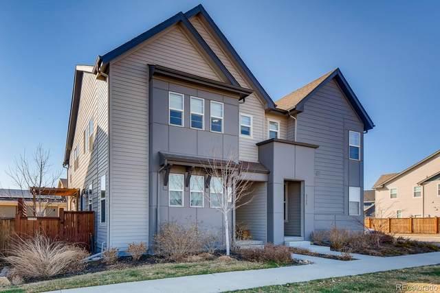 5171 Clinton Street, Denver, CO 80238 (#2332974) :: The Griffith Home Team