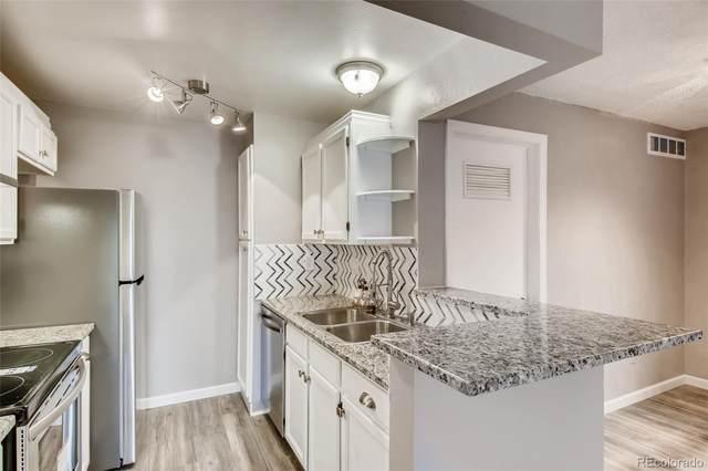 5321 W 76th Avenue #306, Arvada, CO 80003 (#2334922) :: Portenga Properties