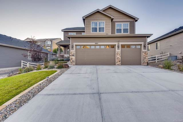 2927 Echo Park Drive, Castle Rock, CO 80104 (#2335039) :: The HomeSmiths Team - Keller Williams