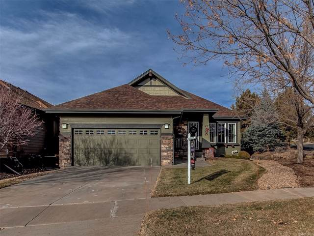 23793 E Hinsdale Place, Aurora, CO 80016 (MLS #2335915) :: 8z Real Estate