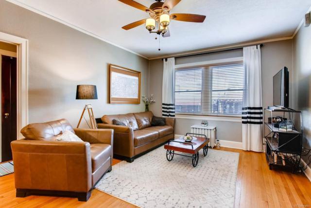 2220 E Mississippi Avenue #5, Denver, CO 80210 (#2337791) :: Wisdom Real Estate