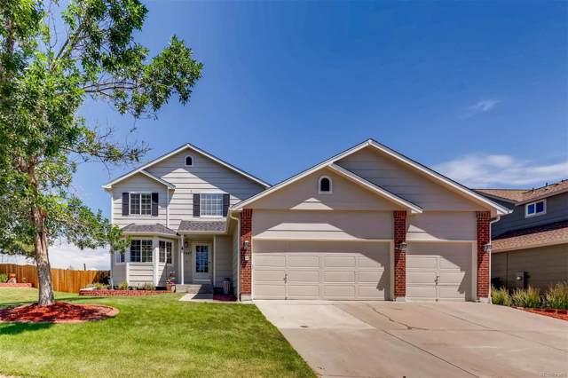 23467 Broadmoor Drive, Parker, CO 80138 (MLS #2338160) :: 8z Real Estate