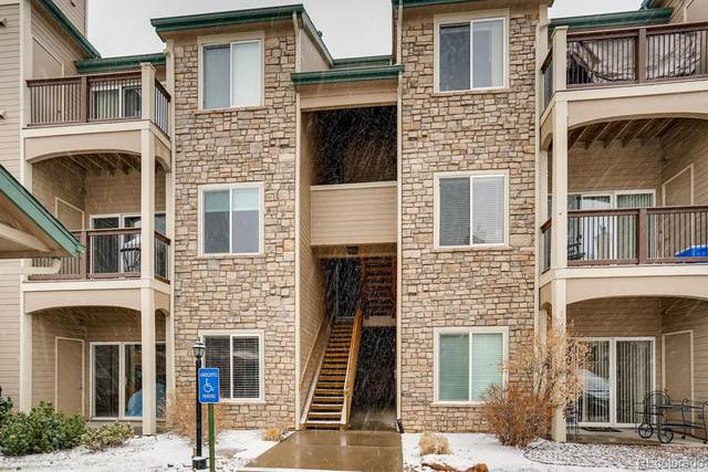7459 S Alkire Street #102, Littleton, CO 80127 (#2342652) :: Bring Home Denver with Keller Williams Downtown Realty LLC