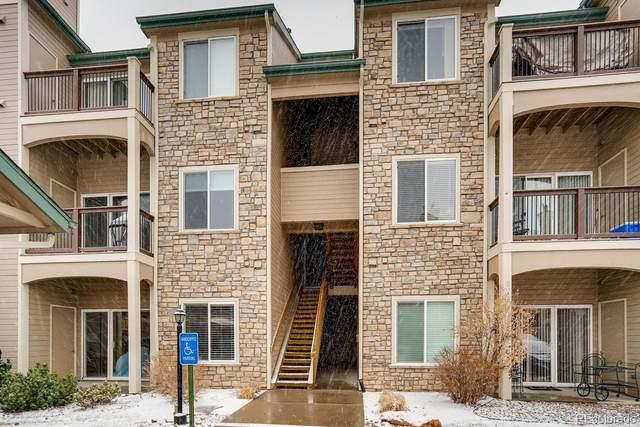 7459 S Alkire Street #102, Littleton, CO 80127 (MLS #2342652) :: 8z Real Estate