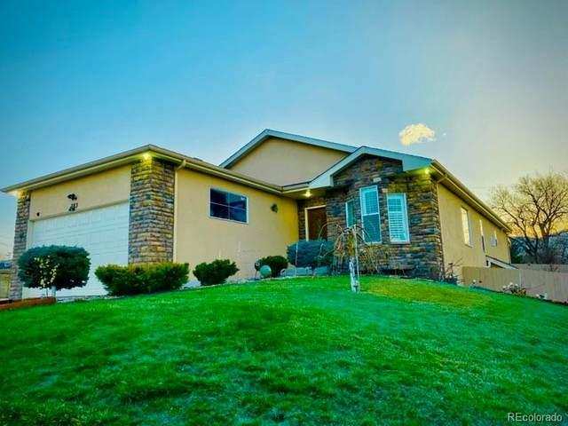 783 W Pike Street, Golden, CO 80401 (MLS #2346859) :: 8z Real Estate