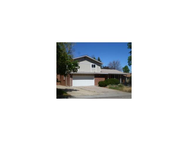 259 S Revere Street, Aurora, CO 80012 (MLS #2347039) :: 8z Real Estate