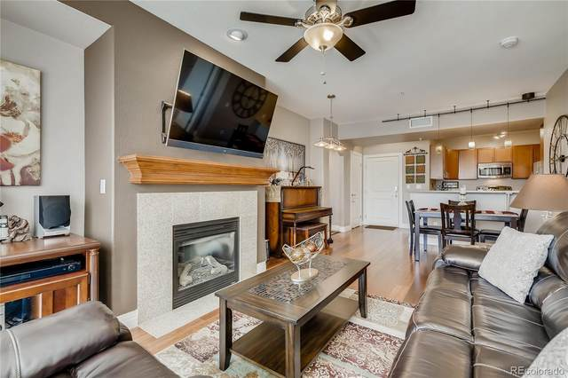 9019 E Panorama Circle D-307, Englewood, CO 80112 (MLS #2349445) :: Find Colorado Real Estate