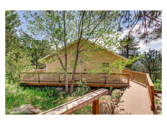 11398 Ranch Elsie Road, Golden, CO 80403 (MLS #2349945) :: 8z Real Estate