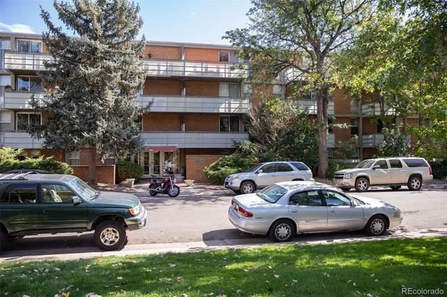 2500 S York Street #409, Denver, CO 80210 (#2354799) :: Venterra Real Estate LLC