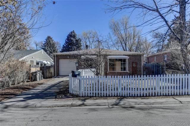 1150 Ivy Street, Denver, CO 80220 (MLS #2355022) :: 8z Real Estate