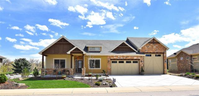 732 Deer Meadow Drive, Loveland, CO 80537 (#2355563) :: The Heyl Group at Keller Williams