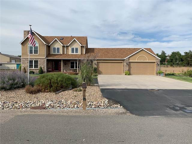 13551 W 78th Avenue, Arvada, CO 80005 (MLS #2356051) :: 8z Real Estate
