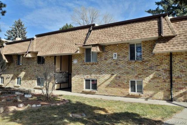 1390 Everett Court #105, Lakewood, CO 80215 (#2356882) :: Wisdom Real Estate