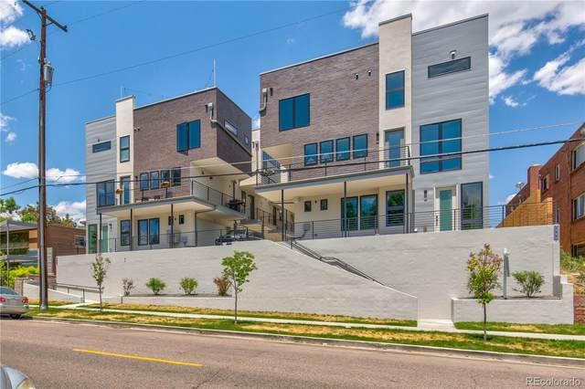 2853 W 23rd Avenue #3, Denver, CO 80211 (MLS #2358424) :: 8z Real Estate